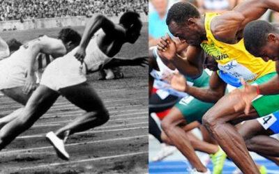 Deporte, Ayer y Hoy